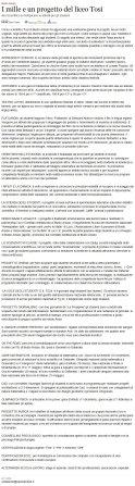 Varesenews del 6 novembre 2009