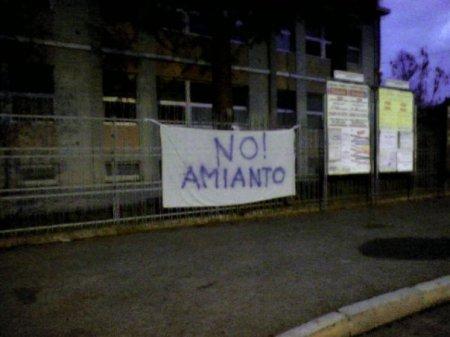 No! Amianto