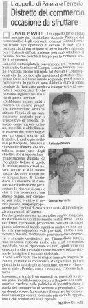 La Prealpina del 13 gennaio 2010