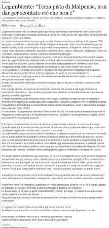 Varesenews del 18 gennaio 2010