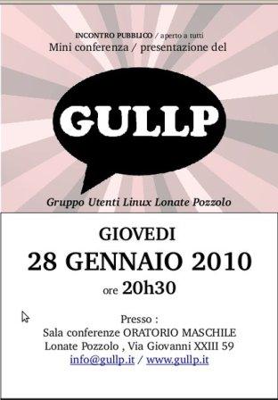 Manifesto GULLP