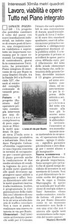 La Prealpina del 16 febbraio 2010