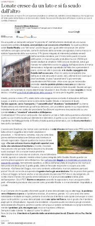 Varesenews del 22 febbraio 2010