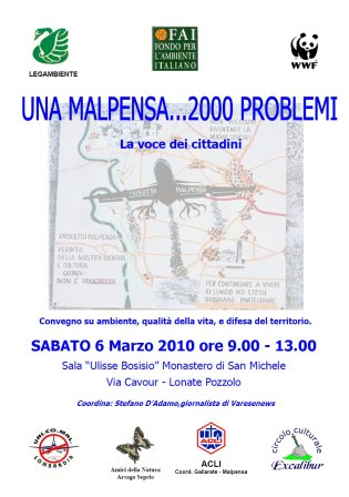 Una Malpensa ... 2000 problemi