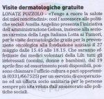 La Prealpina del 20 aprile 2010