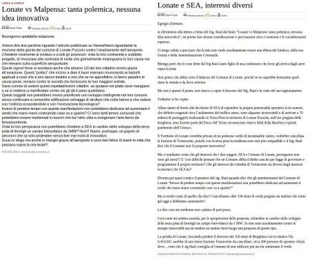 Varesenews del 4 maggio 2010