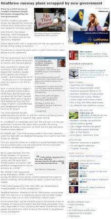 BBC News del 12 maggio 2010