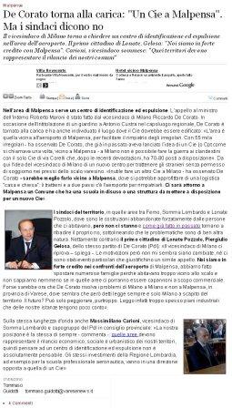 Varesenews del 17  maggio 2010