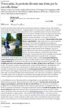 Varesenews del 20 maggio 2010