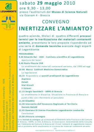 Brescia - 29 maggio 2010