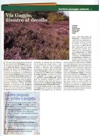 Notiziario FAI sett-ott-nov 2010