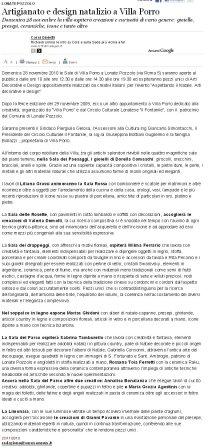 Varesenews del 23 novembre 2010