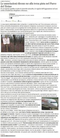 Varesenews del 2 dicembre 2010
