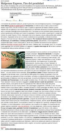 Varesenews del 20 dicembre 2010