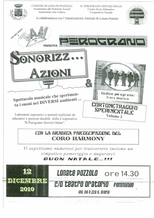 Volantino Il Perograno