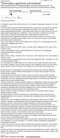 Varesenews del 31 gennaio 2011