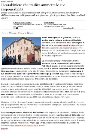 Varesenews del 2 febbraio 2011