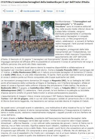 AsseSempione.info del 12 marzo 2011