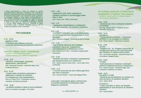Volantino incontro amianto 30 maggio 2011