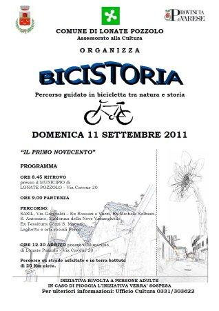 Bicistoria 2011