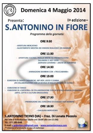 S. Antonino in fiore