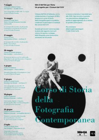 Corso di Storia della Fotografia