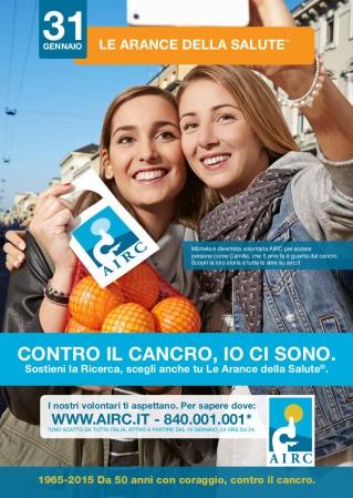 AIRC - Arance della salute
