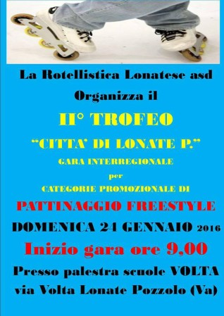 Trofeo Città di Lonate