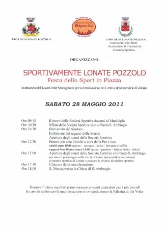Sportivamente Lonate Pozzolo