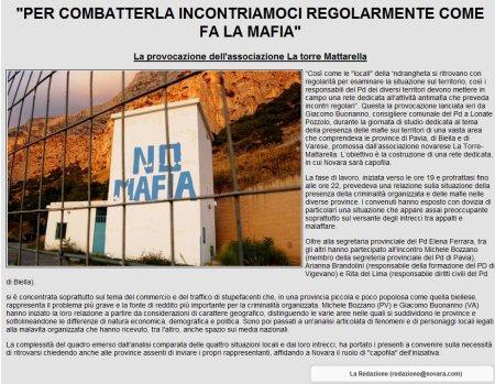 Novara.com del 10 maggio 2011