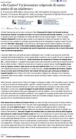 Varesenews del 10 maggio 2011