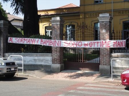 Asilo Sormani 24 maggio 2011