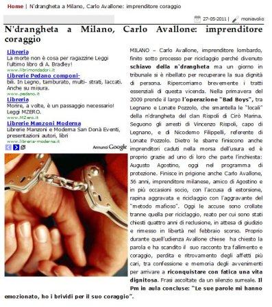 Net1News del 27 maggio 2011