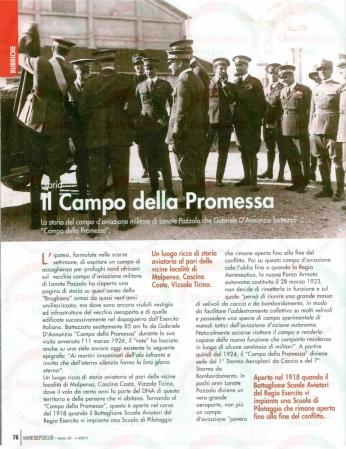 Varesefocus maggio 2011