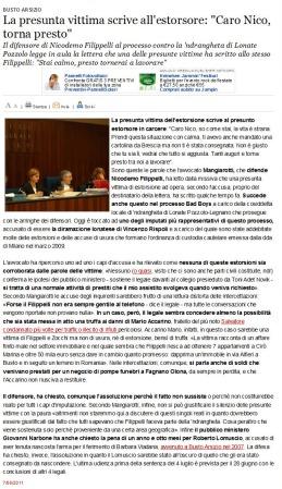 Varesenews del 7 giugno 2011