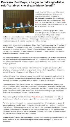 AgoraVox del 30 giugno 2011