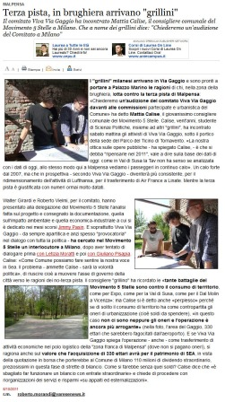 Varesenews del 8 ottobre 2011