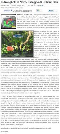 Info.oggi del 1° dicembre 2011