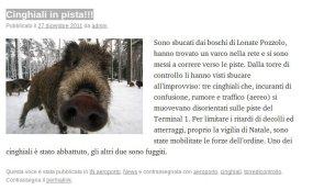 MalpensaNews del 27 dicembre 2011