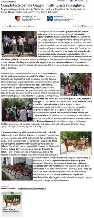 Varesenews del 27 maggio 2012