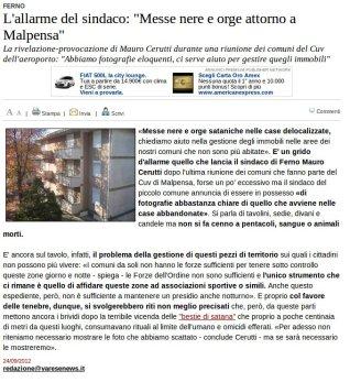 Varesenews del 24 settembre 2012