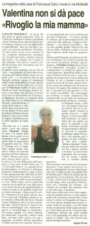 La Prealpina del 12 dicembre 2012