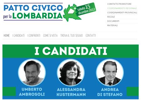 Patto Civico per la Lombardia