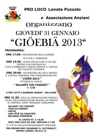 gioebia  2013