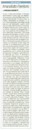 La Prealpina del 13 aprile 2013