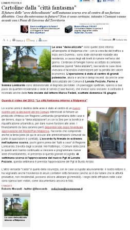 Varesenews del 17 giugno 2013