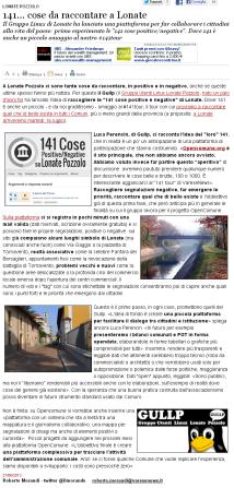 Varesenews del 21 giugno 2013