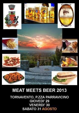 Meat meets beer 2013