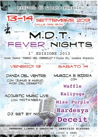 M.D.T. Fever Nights