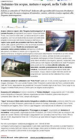 Varesenews del 13 settembre 2013
